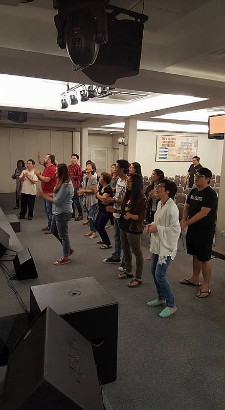 Ministry at New Life Community, KL Malaysia