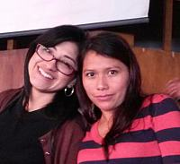 Friends at Elim